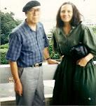 Mariangeles Sánchez Benimeli and Kzuhito ban Ohsawa