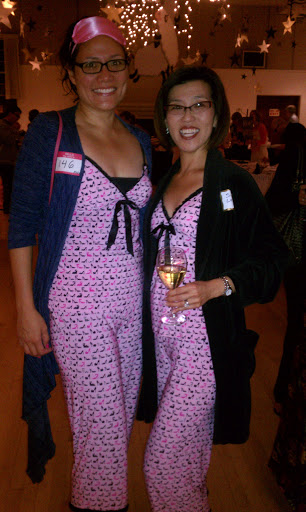Finding BonggaMom: How to Dress for a Pajama Party
