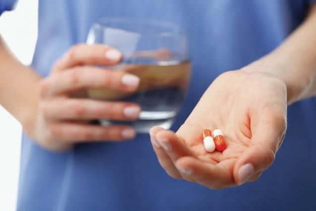 Uống thuốc theo đúng phác đồ điều trị