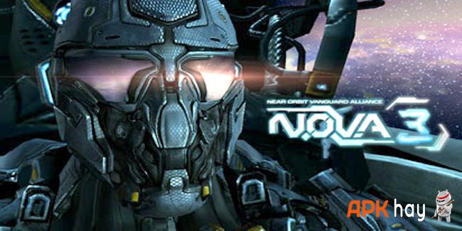 """NOVA 3 Hack – Game bắn súng cực """"đỉnh"""" cho Android"""
