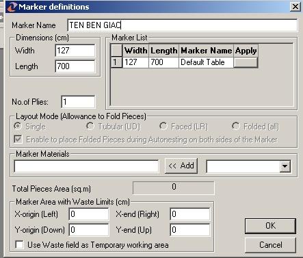 Tài Liệu Hướng Dẫn Giác Sơ Đồ Optitex Marker 1