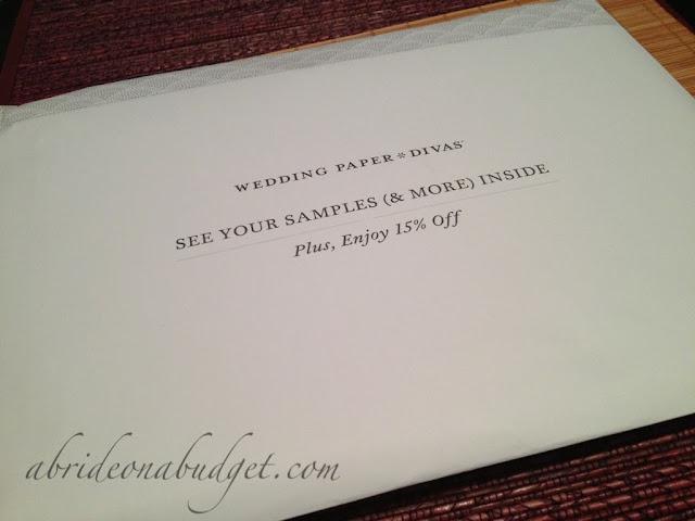 Wedding Diva Invitations: Get Free Wedding Invitation Samples From Wedding Paper