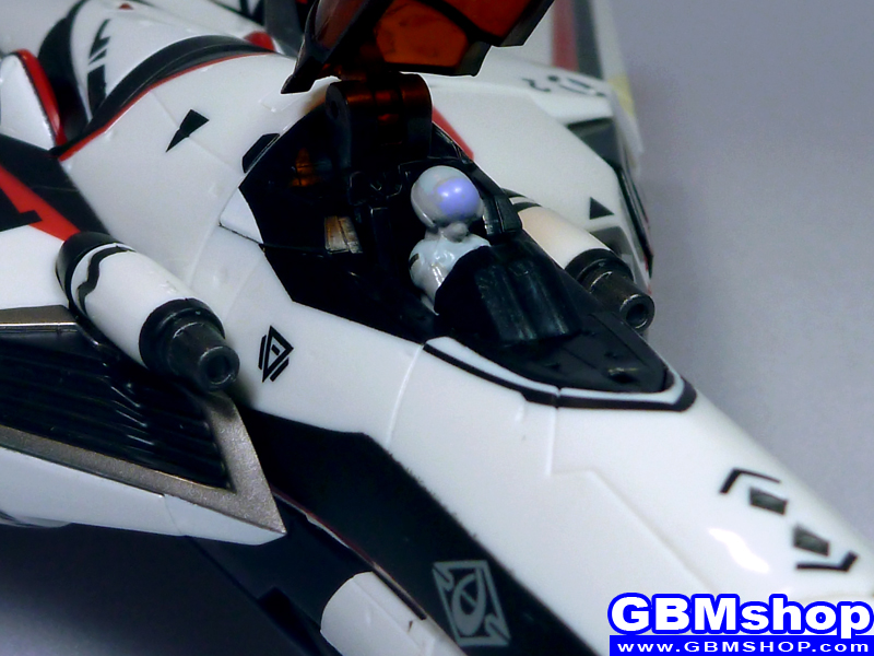 Macross Frontier VF-171EX Nightmare Plus EX Version Fighter Mode