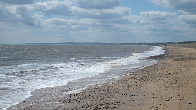 Bay down to Sizewell
