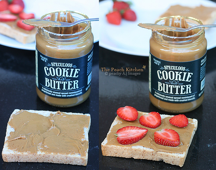I Love Trader Joe's Speculoos Cookie Butter