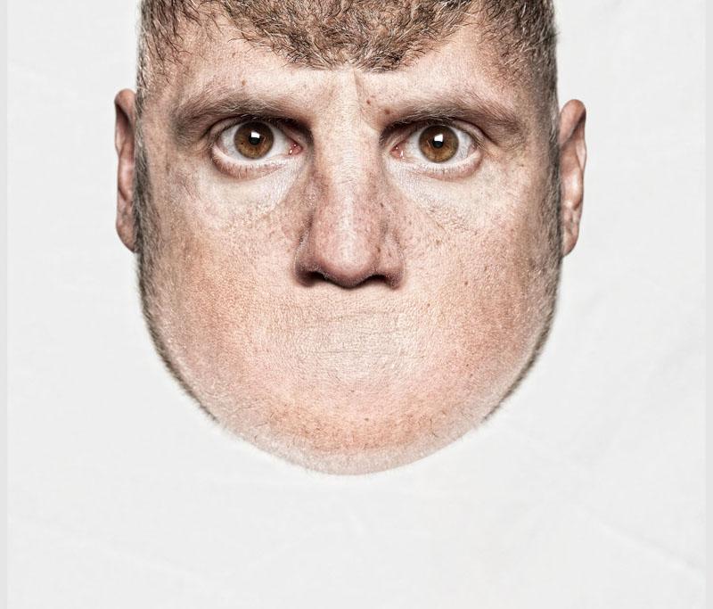 *THORSTEN SCHMIDTKORD有趣攝影系列 Head on Top :「親愛的 我的頭!?」 8