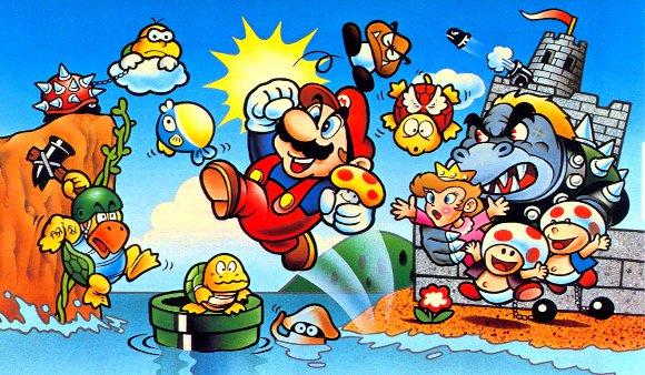 Super Mario Bros US Release Date