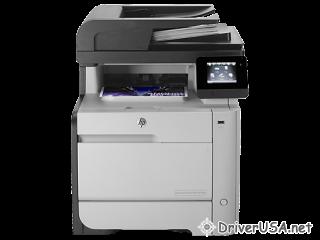 get driver HP Color LaserJet Pro MFP M476dw