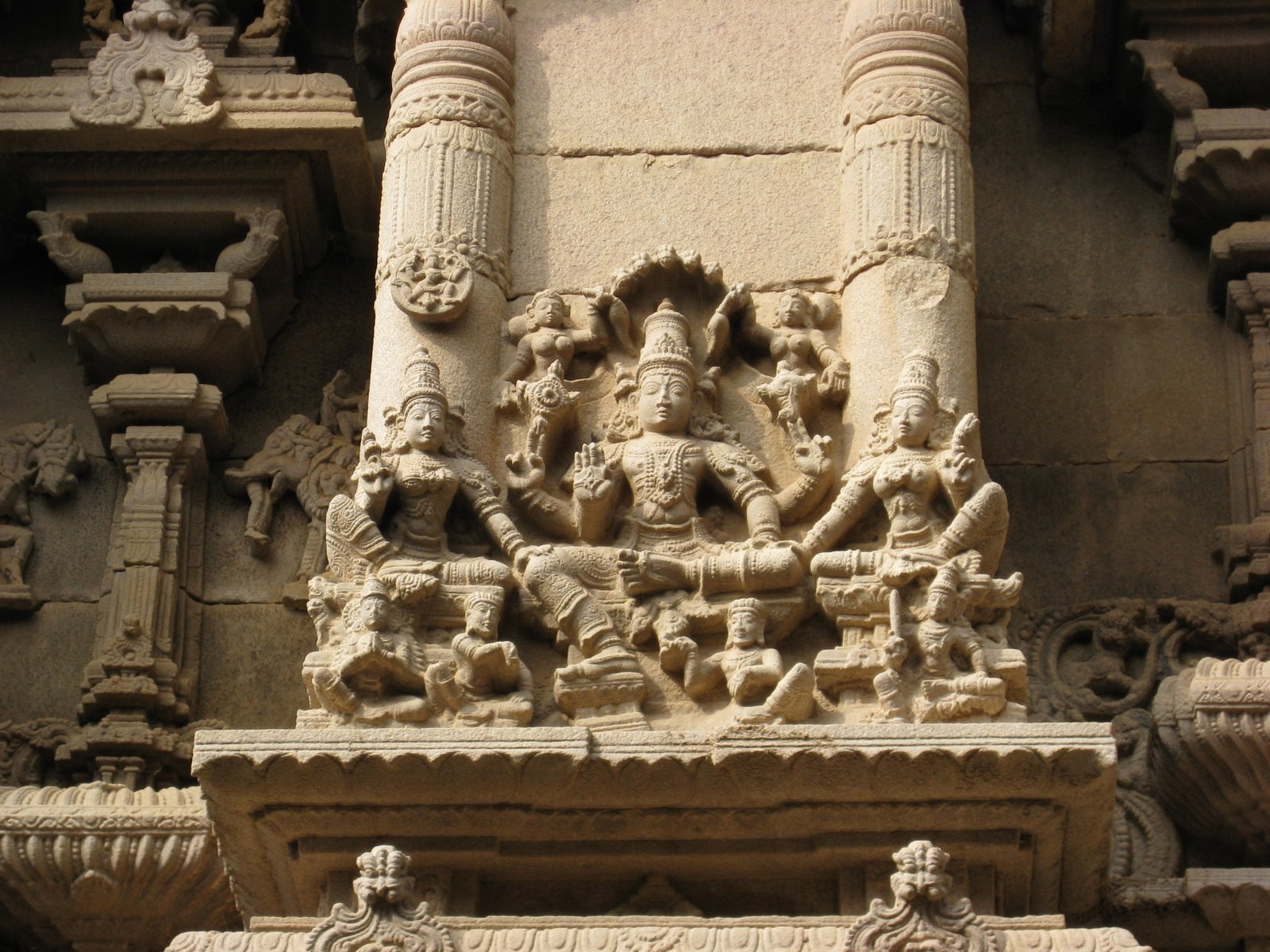 Sri Vaikundanatha Perumal Temple (Sri Vaikundam) Tirunelveli - Divya Desam 70