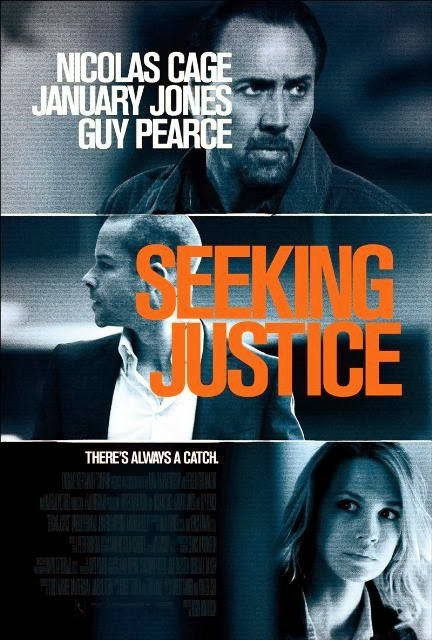 Poster Of Seeking Justice (2011) Full Movie Hindi Dubbed Free Download Watch Online At Alldownloads4u.Com