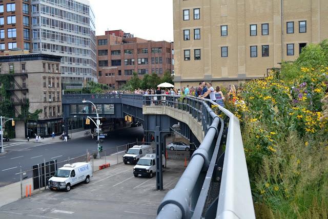 Хай Лайн Парк, Нью-Йорк(High Line Park, NYC)