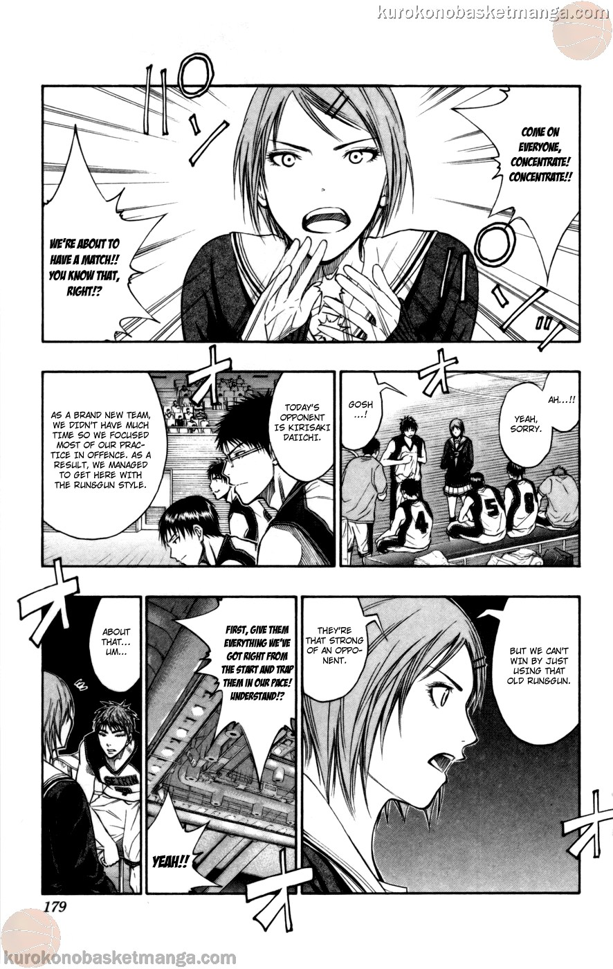 Kuroko no Basket Manga Chapter 98 - Image 12