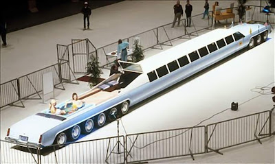 Entertainment World Strange And Exotic Stretch Limos