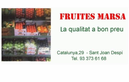 Fruites Marsà