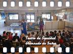 PLAN DE IGUALDADTeatro realizado desde el departamento de Igualdad del Ayuntamiento de Mijas, para el alumnado de 5años