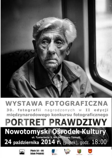 Wysatawa fotograficzna - Portret Prawdziwy @ NowyTomyśl