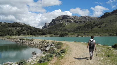 GR221, Camí de la Pedra en Sec