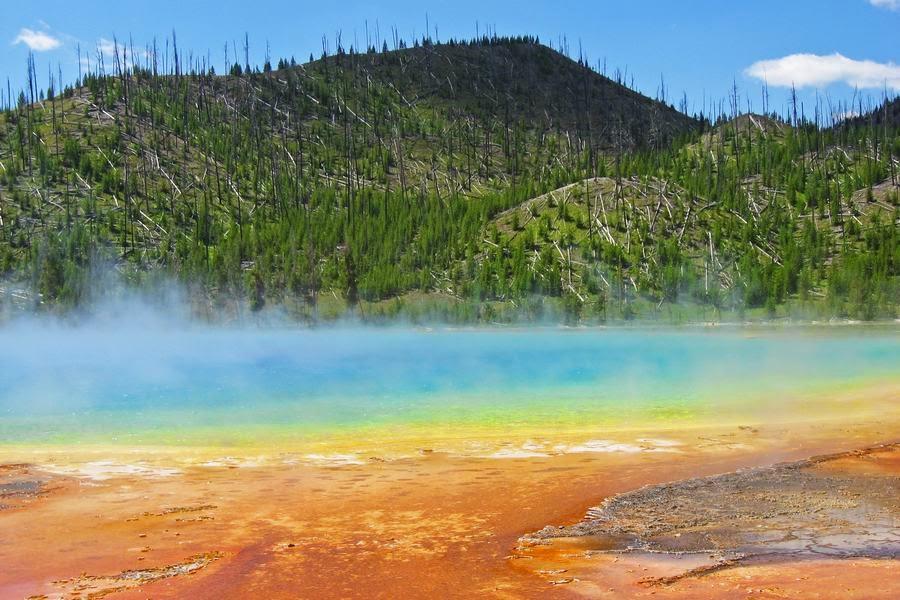 Parque Nacional Yellowstone, Estados Unidos de América