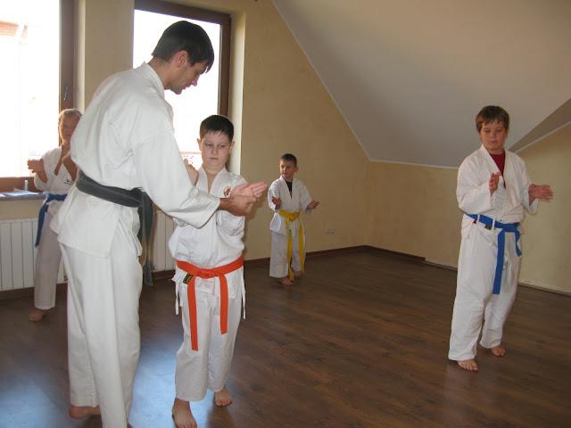 Детские тренировки Уэчи Рю. Киев