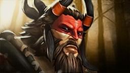 Rexxar - Beastmaster Dota 2