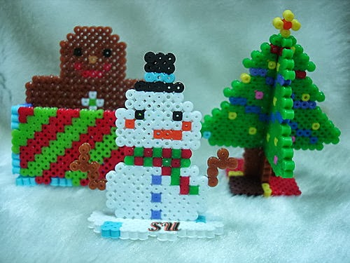 當雪人遇上派大星...反正就是~聖~誕~快~樂 ...