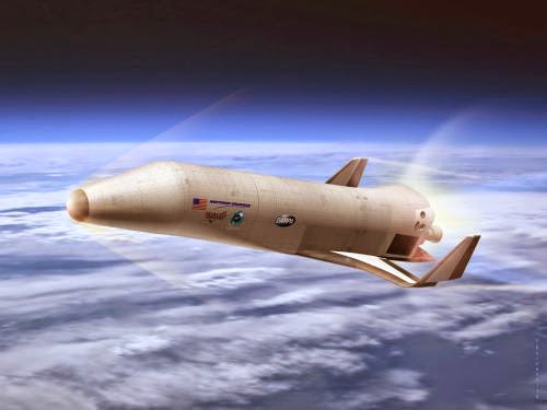 Northrop Details Xs 1 Spaceplane Design