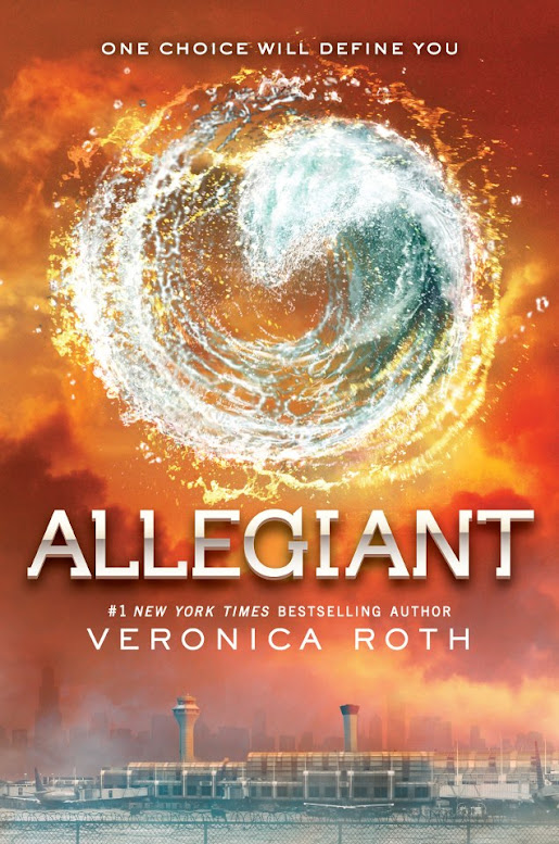 October 22nd, 2013  Allegiant  Divergent, Book 3