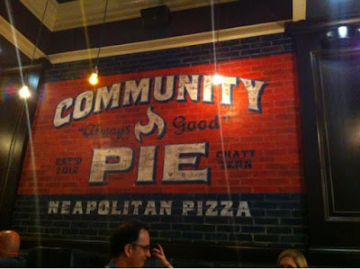 Emily Rose Re Discover Chattanooga Community Pie