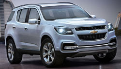 Chevrolet TrailBlazer Concept: ¡Un anticipo al nuevo utilitario global de GM!