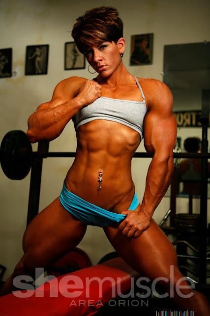 Alli Moyer morph