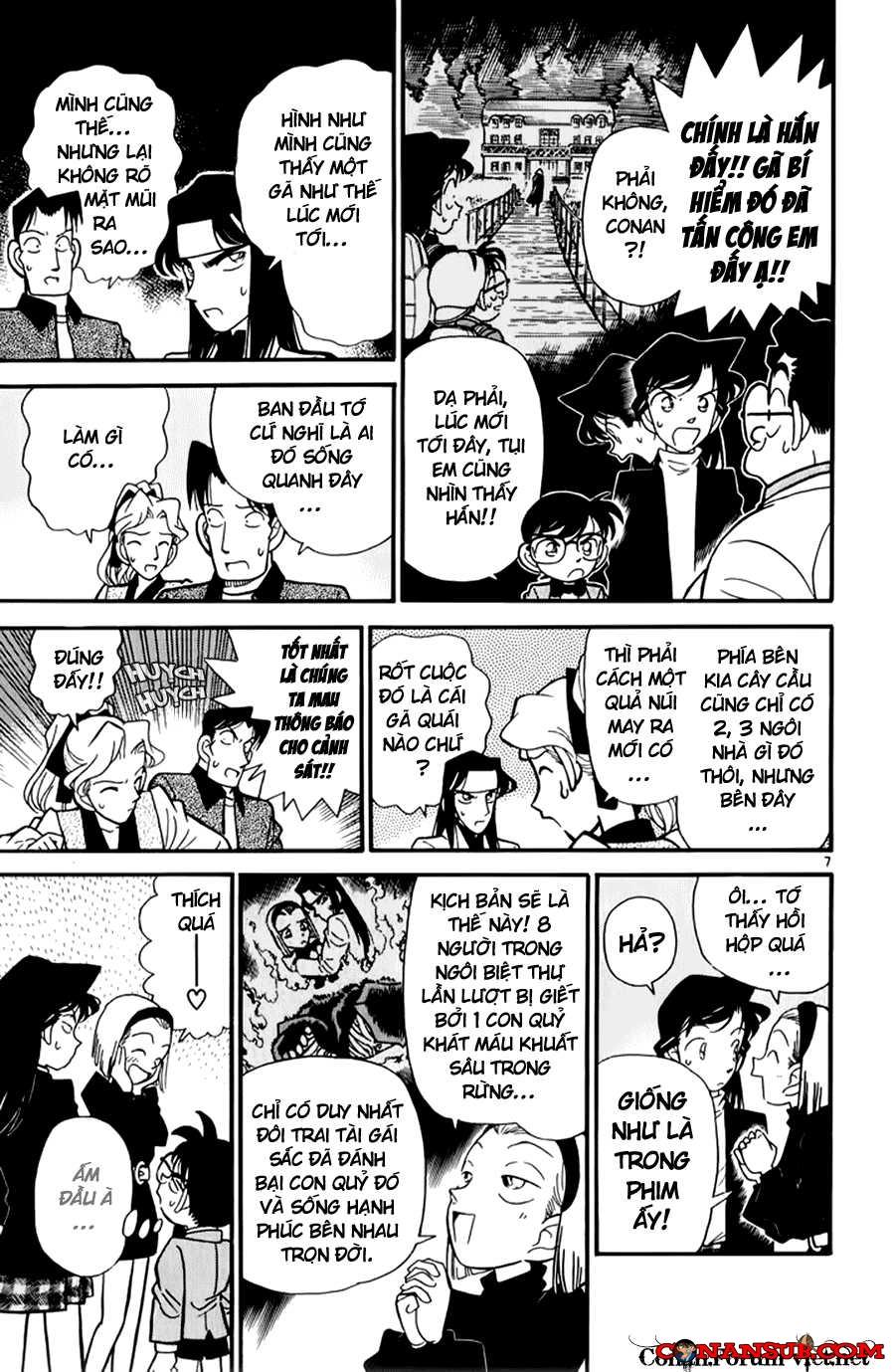 cn 006, Thám tử lừng danh Conan chap 41    NarutoSub