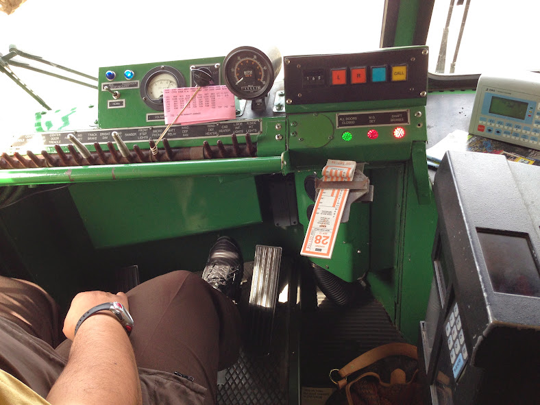 Streetcar Instrument Panel