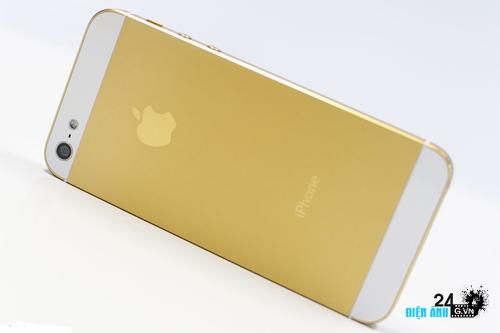 iPhone 5S không chỉ còn mỗi trắng đen gây ngạc nhiên - DIENANH24G iPhone 5S không chỉ còn mỗi trắng đen gây ngạc nhiên