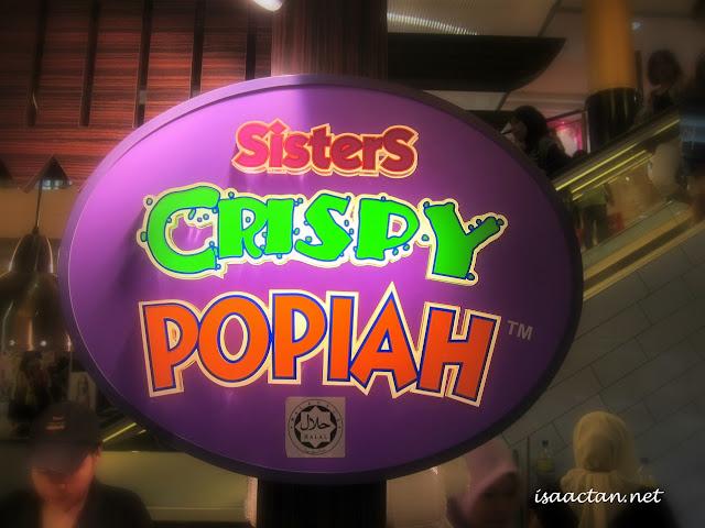 Sisters Crispy Popiah