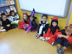 Halloween en 5A
