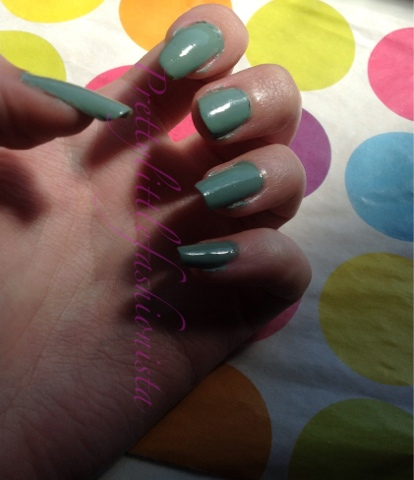 OPI: Thanks a Windmillion Swatch