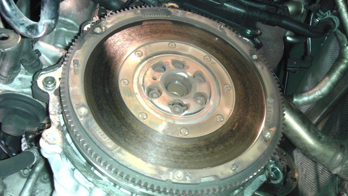 Clutch change procedure G60 and DMF flywheels - Page 11 - TDIClub Forums