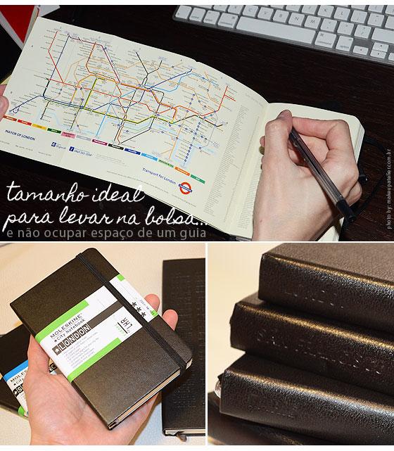 planejamento3 - Moleskines para planejar e eternizar a viagem