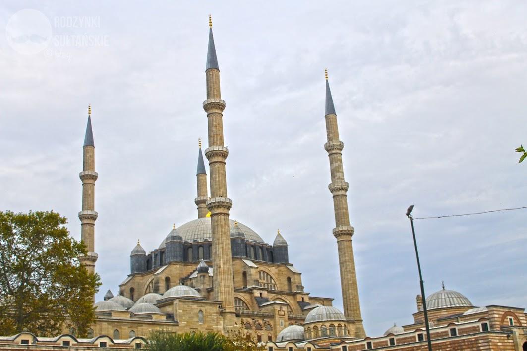 Meczet Selima II (Selimiye) w Edirne.