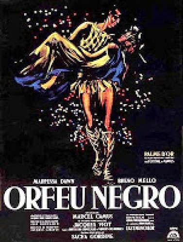 Black Orpheus Aka Orfeu Negro 1959