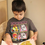 It's wonderful to see our Montessori students curled up with books--including many about science!