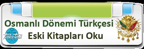 Çevrimiçi Osmanlıca Oku