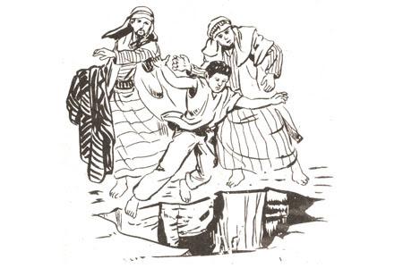 Kisah Nabi Yusuf as