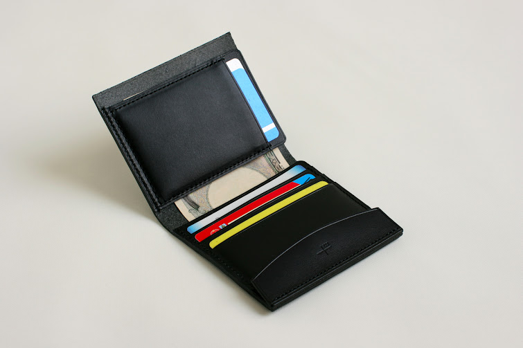 FERMA WALLET Short: black