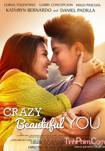 Phim Crazy Beautiful You-VIetsub HD