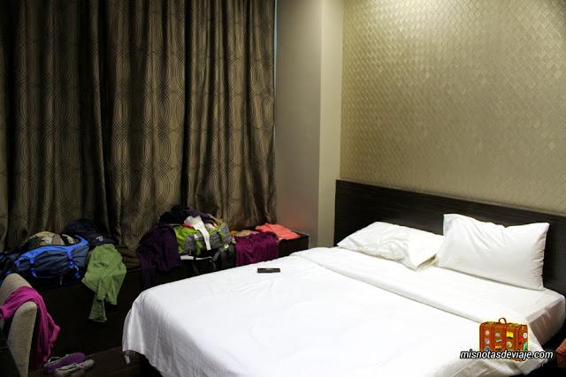 hotel V lavender
