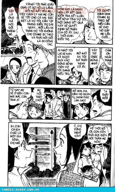 Detective Conan Chap 524 - Truyen.Chap.VN