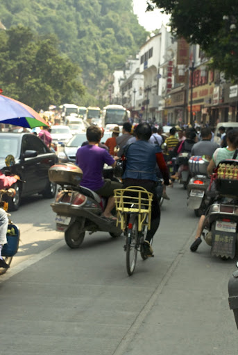 Traffic, Asia