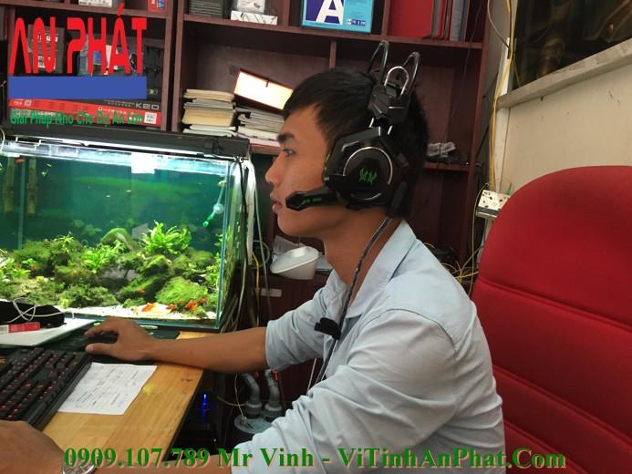 Tai Nghe Phòng Game EACH GS210