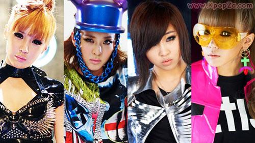 แก็ง 2NE1 ปล่อยมิวสิควีดีโอ 'I Am The Best' ออกมาแล้ว
